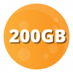 internet-200GB